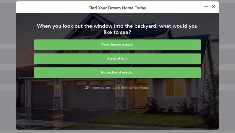 Real Estate Quiz
